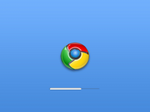 Google Chrome OS Beta Booting
