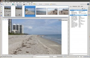 Advanced file browsing and image search functions in DigiKam
