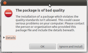 VMware View PCoIP for Ubuntu of bad Quality
