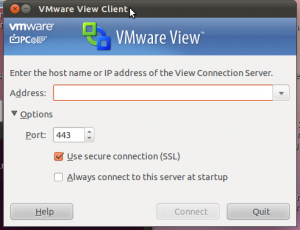 VMware View Client PCoIP Ready